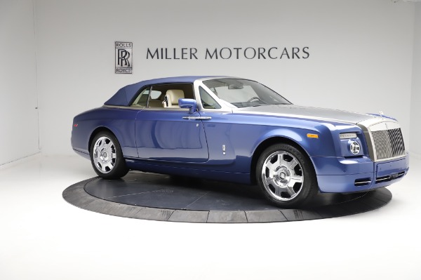 Used 2009 Rolls-Royce Phantom Drophead Coupe for sale $219,900 at Alfa Romeo of Westport in Westport CT 06880 18
