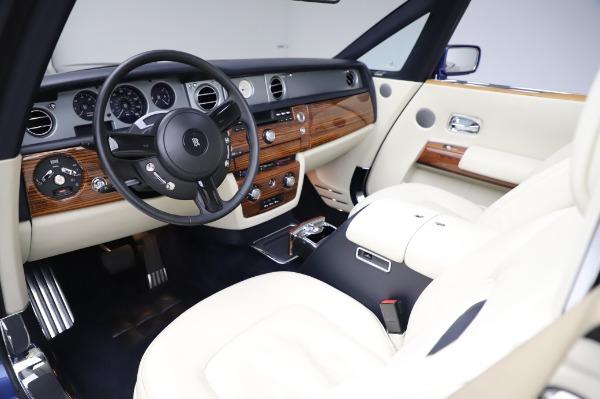 Used 2009 Rolls-Royce Phantom Drophead Coupe for sale $219,900 at Alfa Romeo of Westport in Westport CT 06880 19
