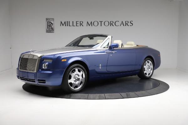 Used 2009 Rolls-Royce Phantom Drophead Coupe for sale $219,900 at Alfa Romeo of Westport in Westport CT 06880 2