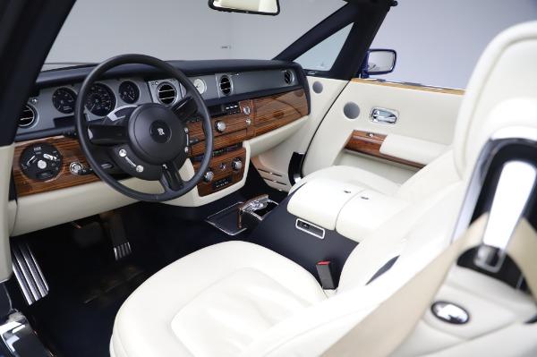 Used 2009 Rolls-Royce Phantom Drophead Coupe for sale $219,900 at Alfa Romeo of Westport in Westport CT 06880 20