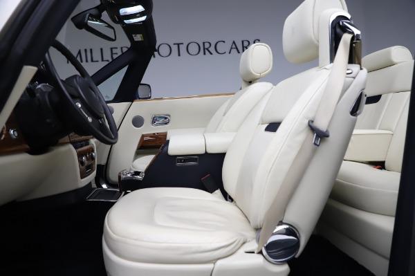 Used 2009 Rolls-Royce Phantom Drophead Coupe for sale $219,900 at Alfa Romeo of Westport in Westport CT 06880 21