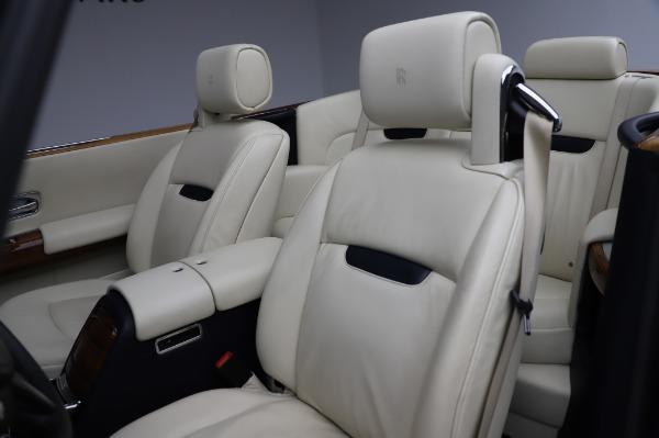 Used 2009 Rolls-Royce Phantom Drophead Coupe for sale $219,900 at Alfa Romeo of Westport in Westport CT 06880 22