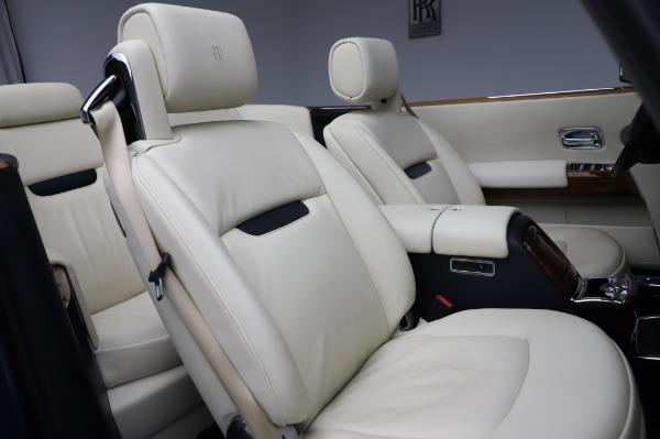Used 2009 Rolls-Royce Phantom Drophead Coupe for sale $219,900 at Alfa Romeo of Westport in Westport CT 06880 26