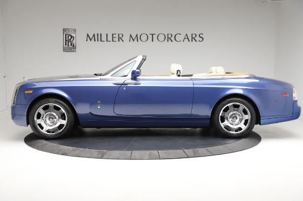 Used 2009 Rolls-Royce Phantom Drophead Coupe for sale $219,900 at Alfa Romeo of Westport in Westport CT 06880 3