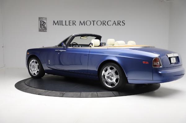 Used 2009 Rolls-Royce Phantom Drophead Coupe for sale $219,900 at Alfa Romeo of Westport in Westport CT 06880 4
