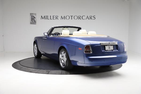 Used 2009 Rolls-Royce Phantom Drophead Coupe for sale $219,900 at Alfa Romeo of Westport in Westport CT 06880 5