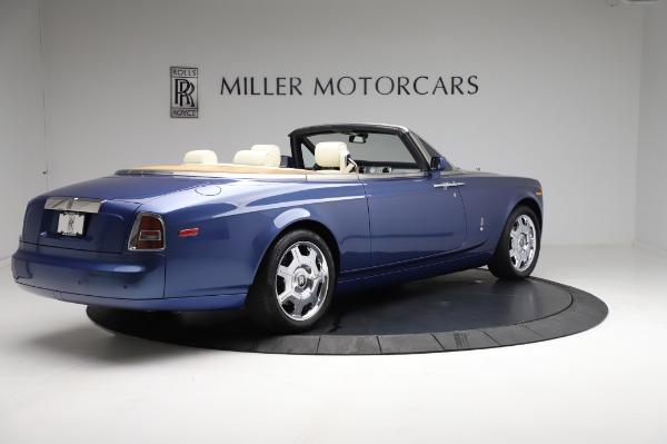 Used 2009 Rolls-Royce Phantom Drophead Coupe for sale $219,900 at Alfa Romeo of Westport in Westport CT 06880 8