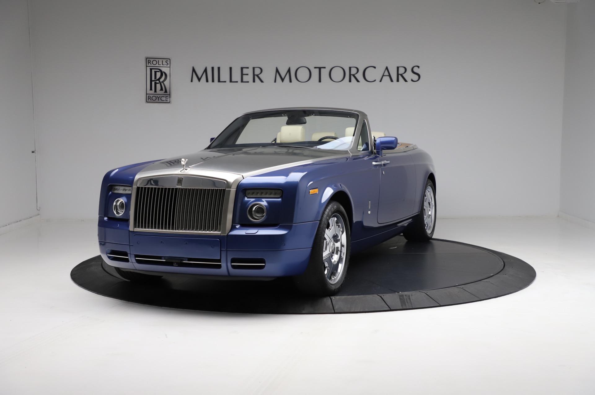 Used 2009 Rolls-Royce Phantom Drophead Coupe for sale $219,900 at Alfa Romeo of Westport in Westport CT 06880 1
