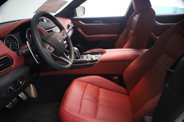 New 2021 Maserati Levante Q4 GranSport for sale $92,485 at Alfa Romeo of Westport in Westport CT 06880 15