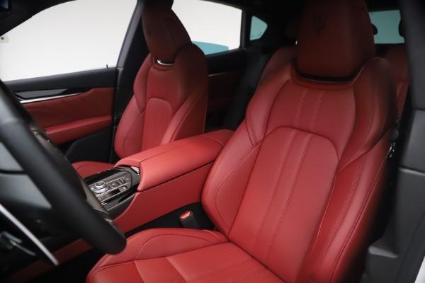 New 2021 Maserati Levante Q4 GranSport for sale $92,485 at Alfa Romeo of Westport in Westport CT 06880 16