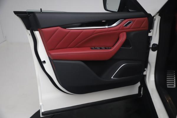 New 2021 Maserati Levante Q4 GranSport for sale $92,485 at Alfa Romeo of Westport in Westport CT 06880 17