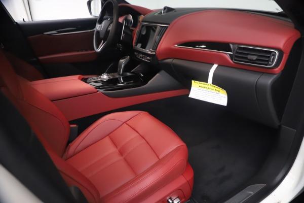 New 2021 Maserati Levante Q4 GranSport for sale $92,485 at Alfa Romeo of Westport in Westport CT 06880 21