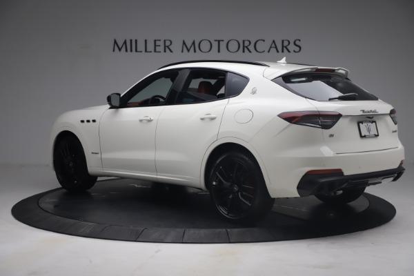 New 2021 Maserati Levante Q4 GranSport for sale $92,485 at Alfa Romeo of Westport in Westport CT 06880 4