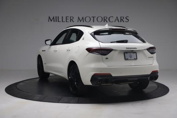 New 2021 Maserati Levante Q4 GranSport for sale $92,485 at Alfa Romeo of Westport in Westport CT 06880 5