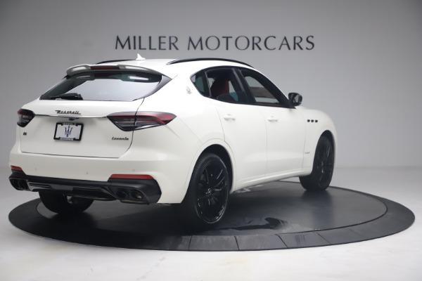 New 2021 Maserati Levante Q4 GranSport for sale $92,485 at Alfa Romeo of Westport in Westport CT 06880 8