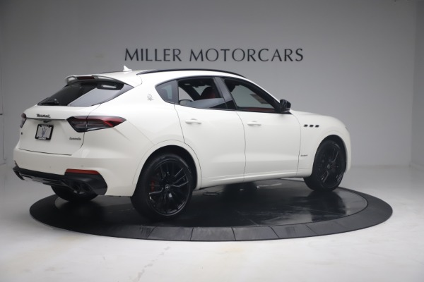 New 2021 Maserati Levante Q4 GranSport for sale $92,485 at Alfa Romeo of Westport in Westport CT 06880 9