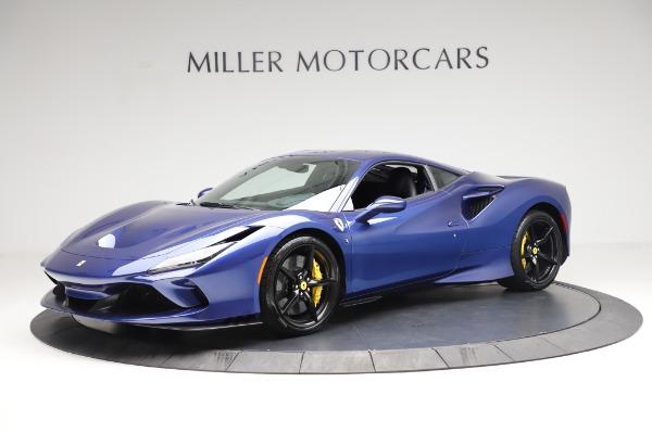 Used 2020 Ferrari F8 Tributo for sale $349,900 at Alfa Romeo of Westport in Westport CT 06880 2