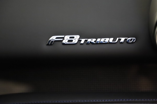 Used 2020 Ferrari F8 Tributo for sale $349,900 at Alfa Romeo of Westport in Westport CT 06880 21