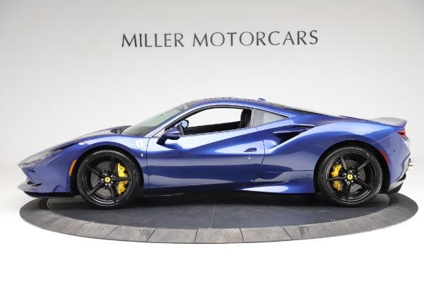 Used 2020 Ferrari F8 Tributo for sale $349,900 at Alfa Romeo of Westport in Westport CT 06880 3