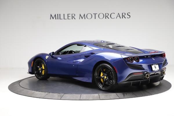 Used 2020 Ferrari F8 Tributo for sale $349,900 at Alfa Romeo of Westport in Westport CT 06880 4