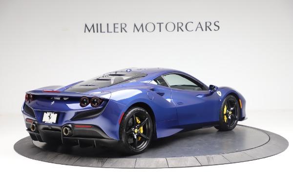 Used 2020 Ferrari F8 Tributo for sale $349,900 at Alfa Romeo of Westport in Westport CT 06880 7
