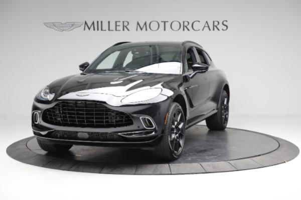 New 2021 Aston Martin DBX for sale $209,686 at Alfa Romeo of Westport in Westport CT 06880 12
