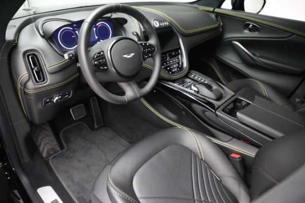 New 2021 Aston Martin DBX for sale $209,686 at Alfa Romeo of Westport in Westport CT 06880 13