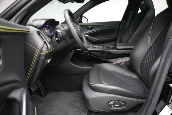 New 2021 Aston Martin DBX for sale $209,686 at Alfa Romeo of Westport in Westport CT 06880 14