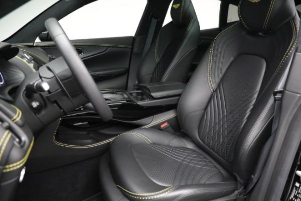 New 2021 Aston Martin DBX for sale $209,686 at Alfa Romeo of Westport in Westport CT 06880 15