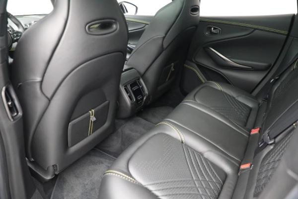 New 2021 Aston Martin DBX for sale $209,686 at Alfa Romeo of Westport in Westport CT 06880 18
