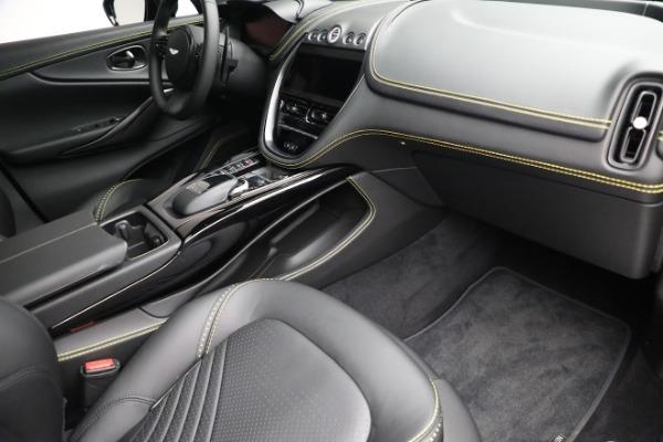 New 2021 Aston Martin DBX for sale $209,686 at Alfa Romeo of Westport in Westport CT 06880 20