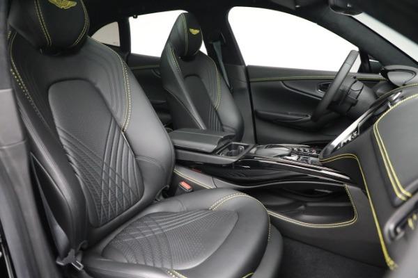 New 2021 Aston Martin DBX for sale $209,686 at Alfa Romeo of Westport in Westport CT 06880 21