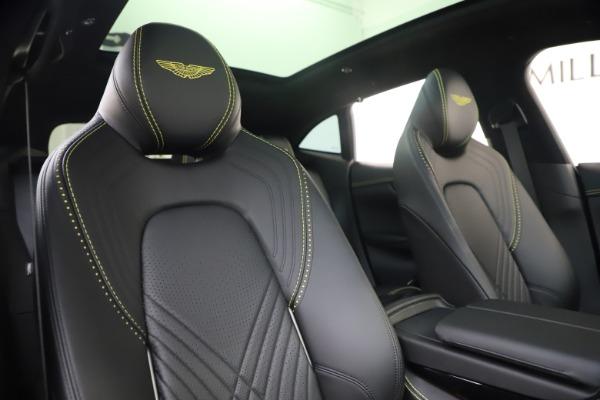 New 2021 Aston Martin DBX for sale $209,686 at Alfa Romeo of Westport in Westport CT 06880 22