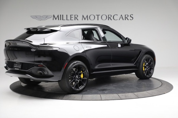 New 2021 Aston Martin DBX for sale $209,686 at Alfa Romeo of Westport in Westport CT 06880 7