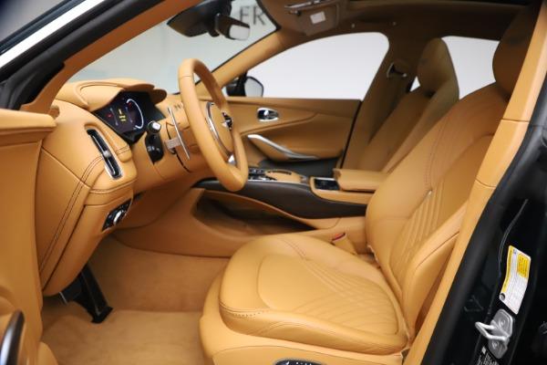 New 2021 Aston Martin DBX for sale $214,986 at Alfa Romeo of Westport in Westport CT 06880 10