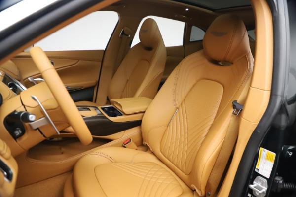 New 2021 Aston Martin DBX for sale $214,986 at Alfa Romeo of Westport in Westport CT 06880 12