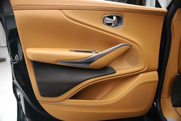 New 2021 Aston Martin DBX for sale $214,986 at Alfa Romeo of Westport in Westport CT 06880 13