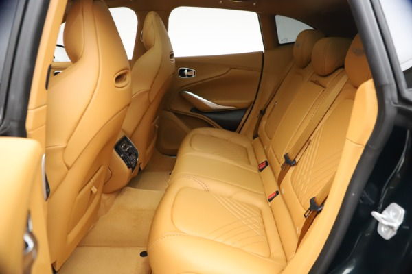 New 2021 Aston Martin DBX for sale $214,986 at Alfa Romeo of Westport in Westport CT 06880 14