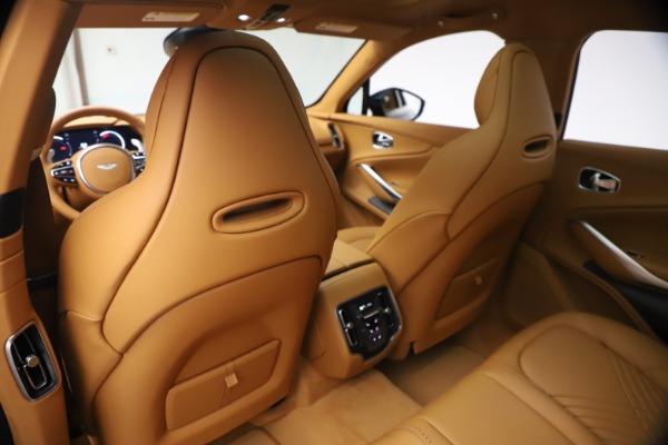 New 2021 Aston Martin DBX for sale $214,986 at Alfa Romeo of Westport in Westport CT 06880 15