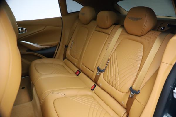 New 2021 Aston Martin DBX for sale $214,986 at Alfa Romeo of Westport in Westport CT 06880 16