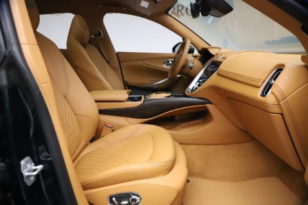 New 2021 Aston Martin DBX for sale $214,986 at Alfa Romeo of Westport in Westport CT 06880 17