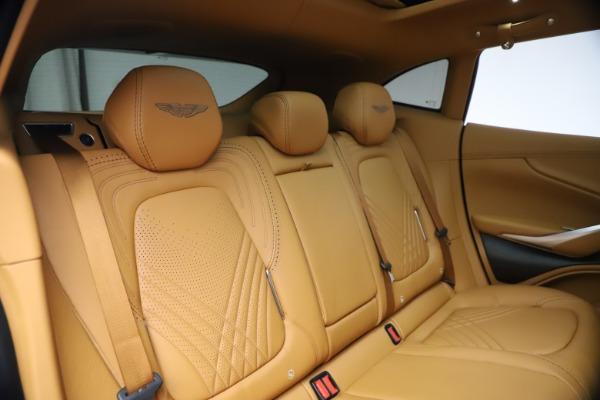 New 2021 Aston Martin DBX for sale $214,986 at Alfa Romeo of Westport in Westport CT 06880 20