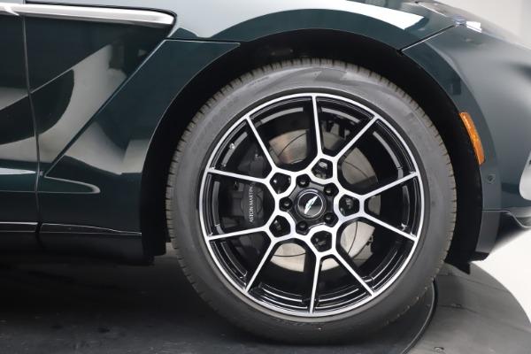 New 2021 Aston Martin DBX for sale $214,986 at Alfa Romeo of Westport in Westport CT 06880 21