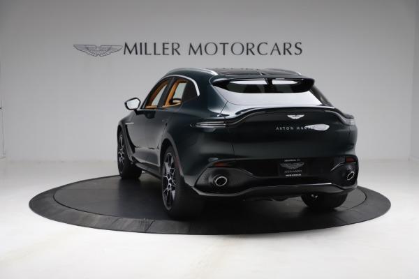New 2021 Aston Martin DBX for sale $214,986 at Alfa Romeo of Westport in Westport CT 06880 4