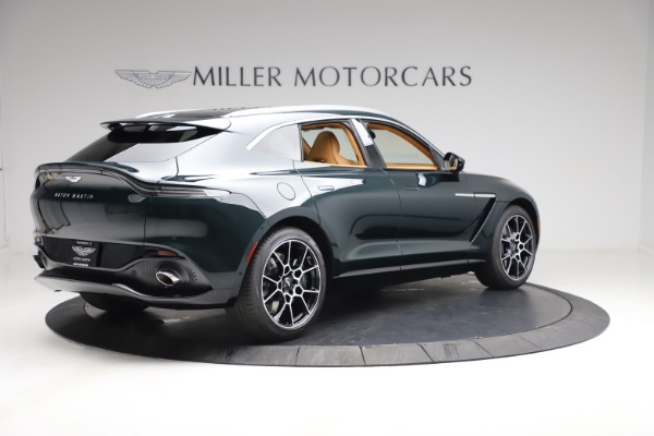 New 2021 Aston Martin DBX for sale $214,986 at Alfa Romeo of Westport in Westport CT 06880 7