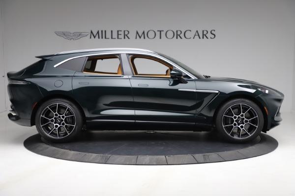 New 2021 Aston Martin DBX for sale $214,986 at Alfa Romeo of Westport in Westport CT 06880 8