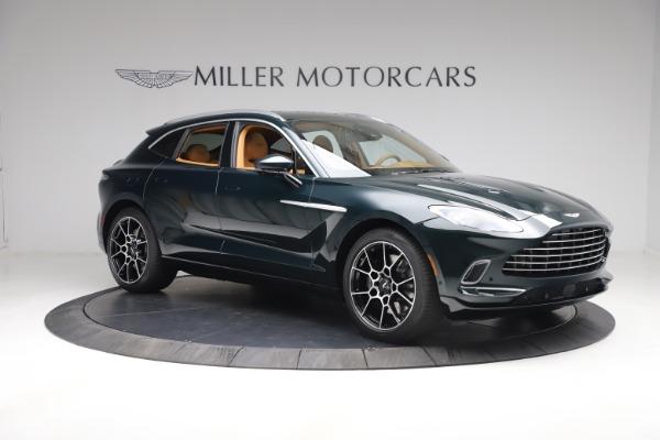 New 2021 Aston Martin DBX for sale $214,986 at Alfa Romeo of Westport in Westport CT 06880 9