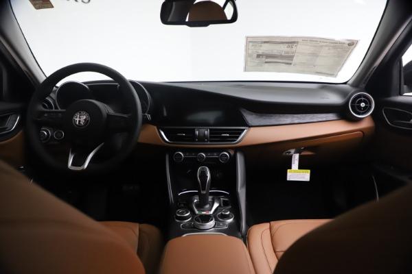 New 2021 Alfa Romeo Giulia Q4 for sale $48,535 at Alfa Romeo of Westport in Westport CT 06880 17