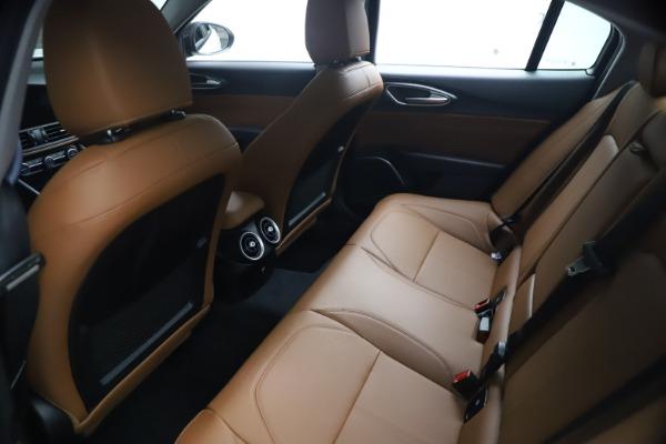 New 2021 Alfa Romeo Giulia Q4 for sale $48,535 at Alfa Romeo of Westport in Westport CT 06880 19