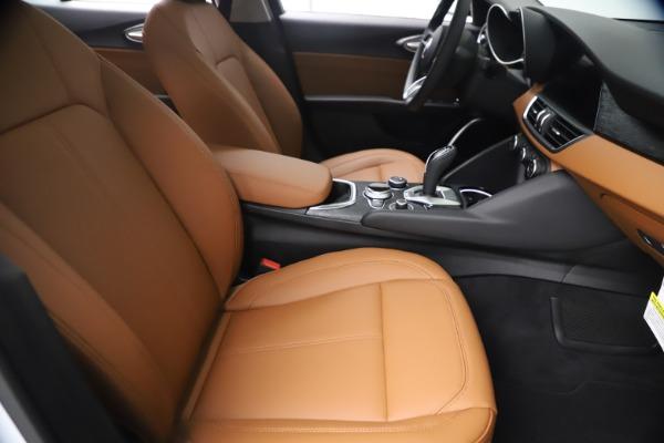 New 2021 Alfa Romeo Giulia Q4 for sale $48,535 at Alfa Romeo of Westport in Westport CT 06880 23